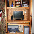 Computer Cabinet (1 of 3)