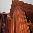 Oak Built-in Close-up #2