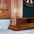 Oak Dartboard Cabinet  ( 2 of 3)