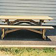 6x3 Picnic Table