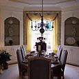 Dining Room Corner Built-Ins