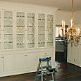 GH - Dining Room Built-in Cabinetry