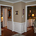 ShadowBox Panel Wainscot