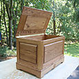 Oak Toy Chest 2of3