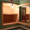 Niche Bathroom Cabinet