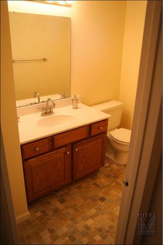 Bathroom After Remodel - Doorway View