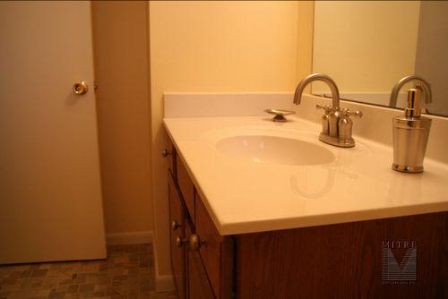 Bathroom Remodel-Vanity