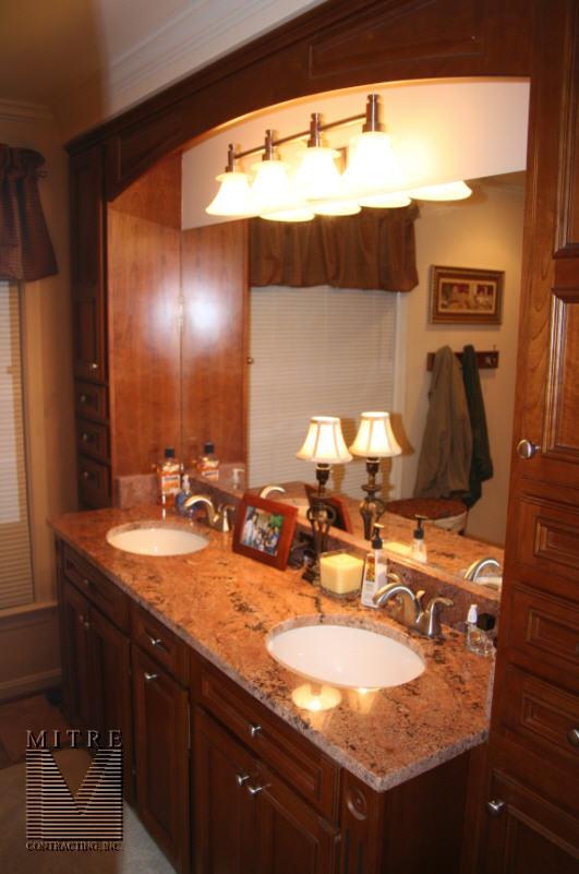 Bathroom Renovation Mitre Contracting Inc