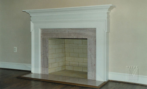 Typical Mantel