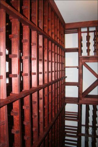 Wine Cellar installation in Great Falls, VA