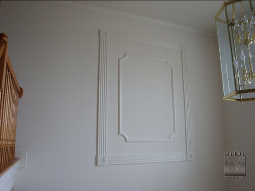 Decorative Wall Moulding Panels