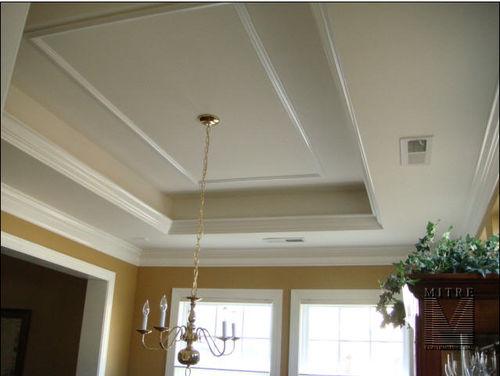 tray ceiling trim ideas - Tray Ceiling Trim Ideas