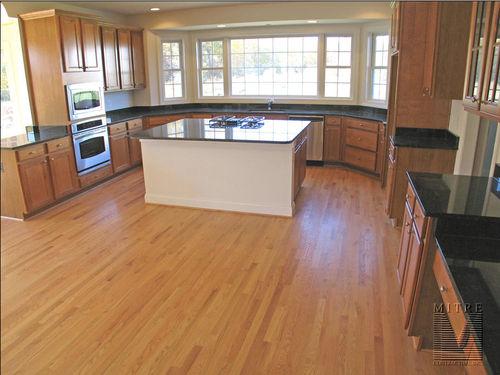 Brookside Kitchen featuring Aristokraft cabinets