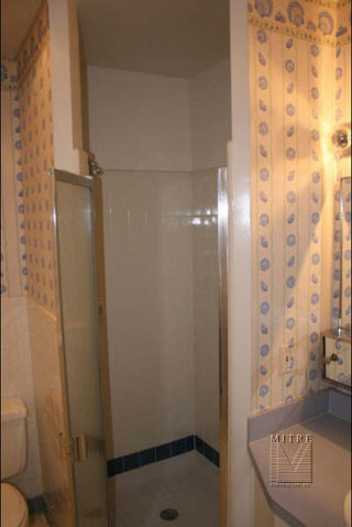 bathroom renovation - before picture
