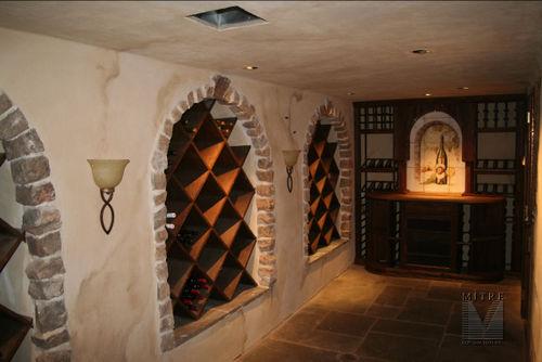 Wine Cellar installation in Middleburg, VA