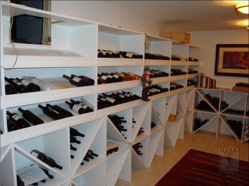Wine Room Before