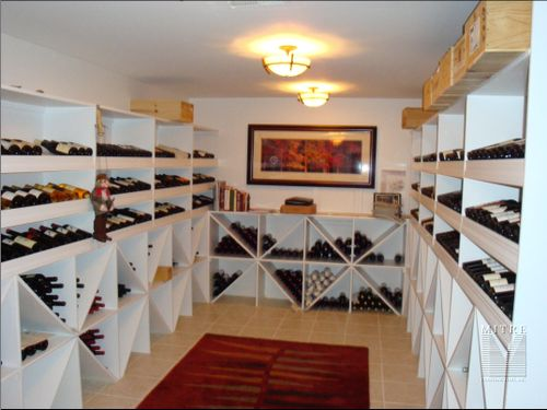 Wine Room Before #2