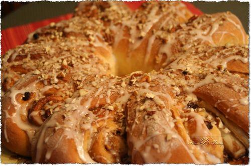 Tea Ring Pastry Dessert