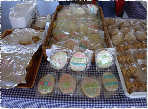 Sugar Cookies for sale - Eggs