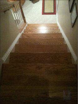 New Oak Stairway!