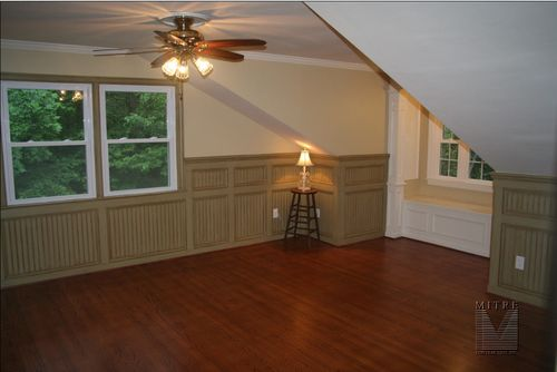 Paneled Beadboard Wainscoting Mitre Contracting Inc