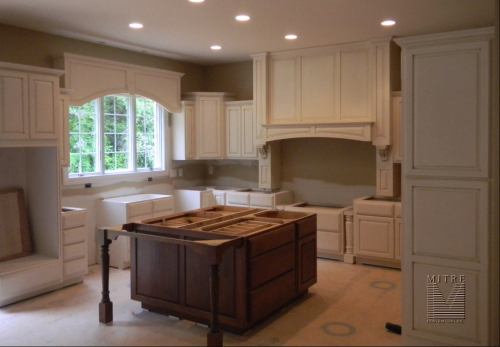 Custom Cabinetry for home in Great Falls, VA