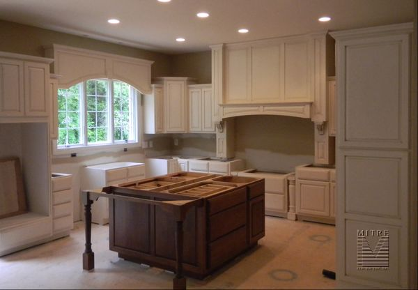 Kitchens Amp Bathrooms Amp Wet Bars Mitre Contracting Inc