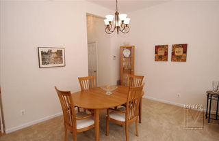 Dining Room Before Picture