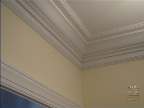 3 Piece Crown Moulding Build-Up