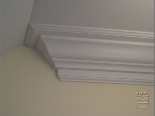 Three Piece Crown Moulding Return