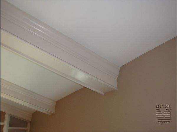 Ceiling Beams Mitre Contracting Inc