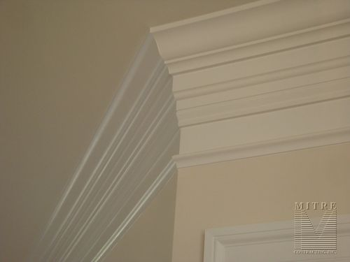 4 piece Crown Moulding