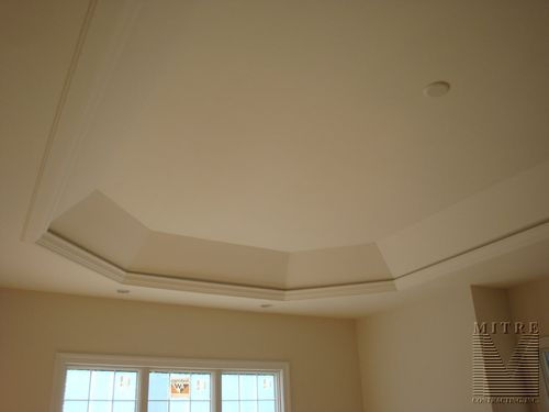 Tray Ceiling Moldings for accent lighting
