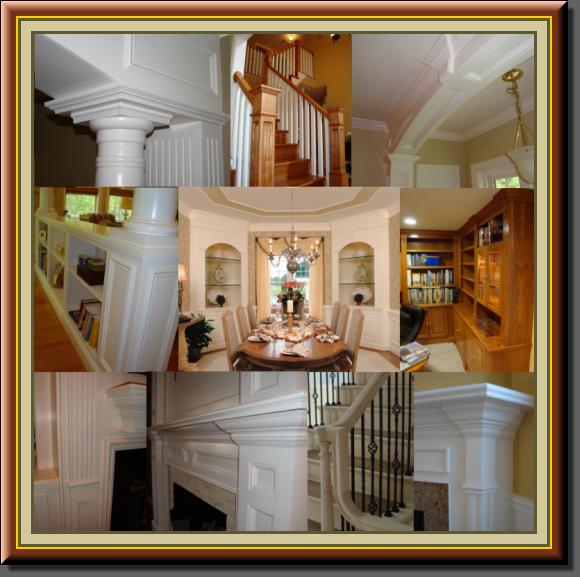 Custom Mouldings Since 1983