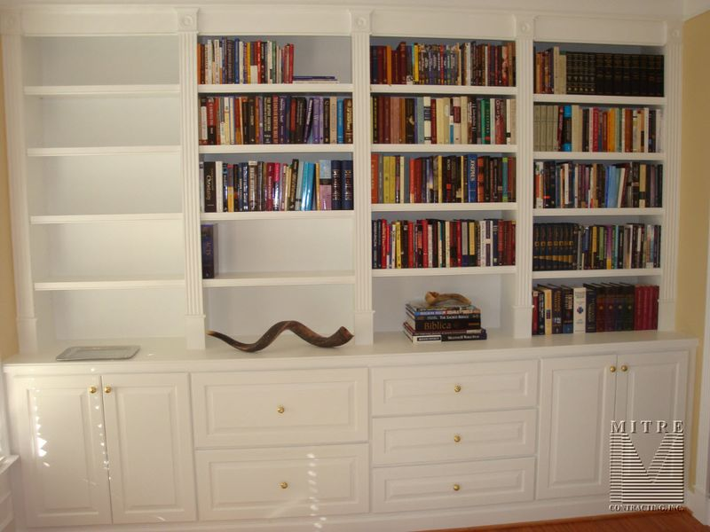 Built-In Cabinetry-Painted-3