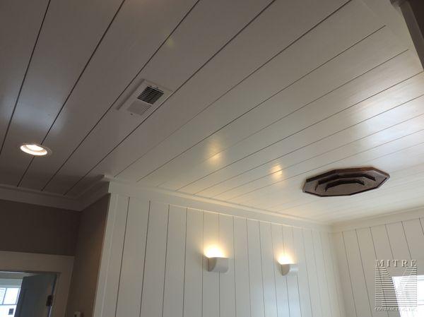 Custom Interior Trim Carpentry Mitre Contracting Inc