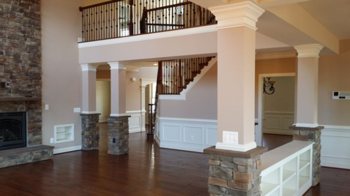 Interior Trim & Finish Carpentry in Northern Virginia