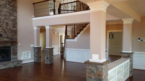 Interior Trim & Finish Carpentry in Northern Virginia