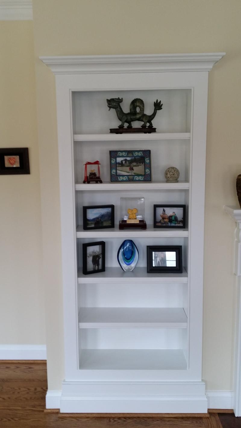 Niche Built-in Cabinet