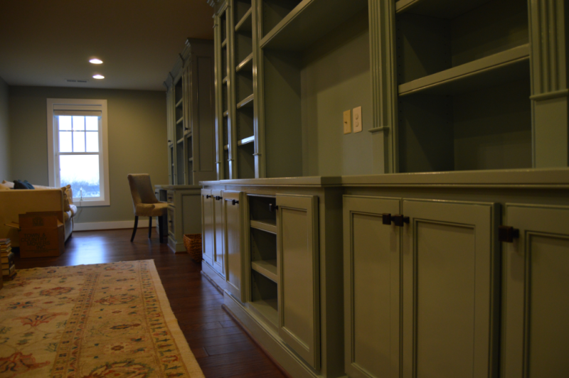 Built-In Cabinetry- Built & Installed by Jonathan Beesley