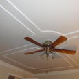 Decorative Ceiling Panel Treatment