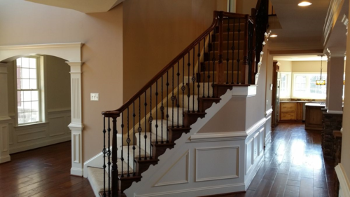 Custom Interior Trimwork & Finish Carpentry in Virginia