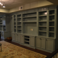 A Built-In Cabinetry Project in Aldie, VA