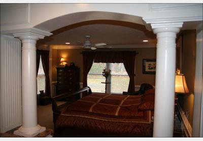 Master Bedroom Renovation Before Amp After Mitre