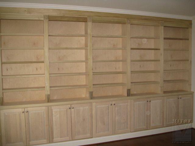 Built-In Cabinetry in Manassas, VA