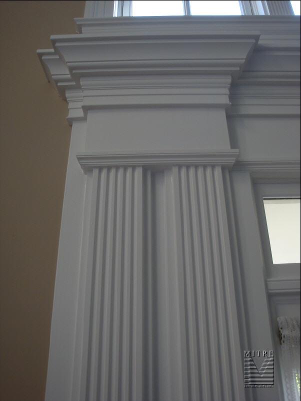 Door Feature Close-up