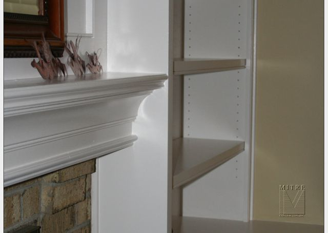 Fireplace Mantel Shelf  Fireplace Mantel Shelves