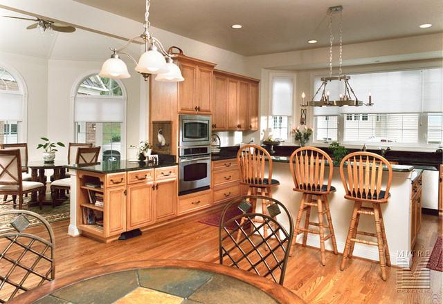 Kitchen in Woodbridge