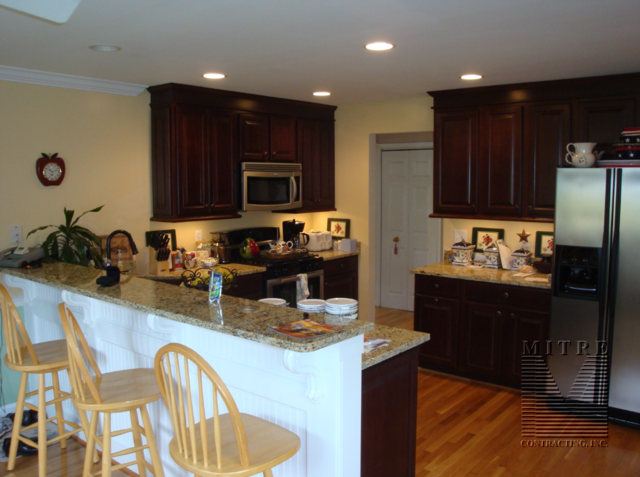 Kitchen Remodel in  Manassas VA