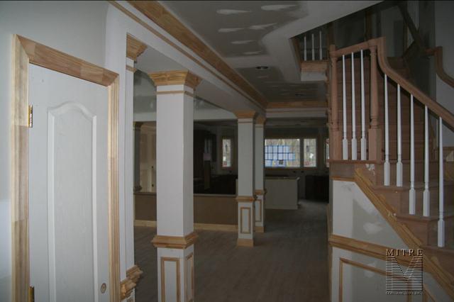 Foyer Hallway View